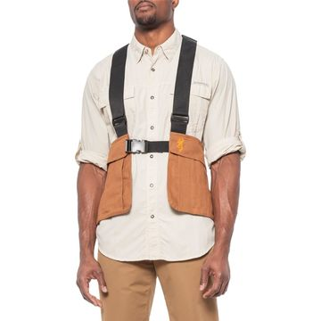 Browning Pheasants Forever Strap Vest (For Men)