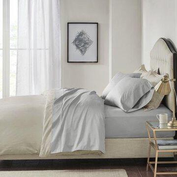 Comfort Classics 600 Thread Count 100% Pima Cotton Sateen Sheet Set