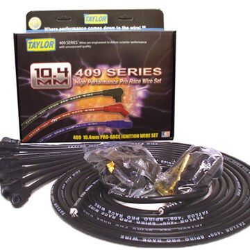Taylor Cable 79053 409 Spiro-Pro 10.4mm Ignition Wire Set