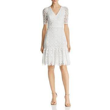 Shoshanna Ines Lace Dress