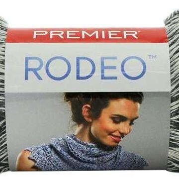 Premier Yarns Rodeo Light Gray
