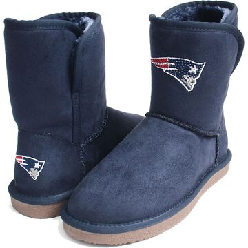 Women's New England Patriots Cuce Touchdown Boots