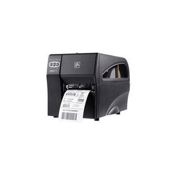 Zebra ZT220 Thermal Transfer Barcode Label Printer P N ZT22042 T01000FZ