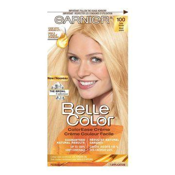 Garnier Belle Color ColorEase Creme, Solar Blonde 100