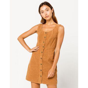 Mony Corduroy Structured Dress