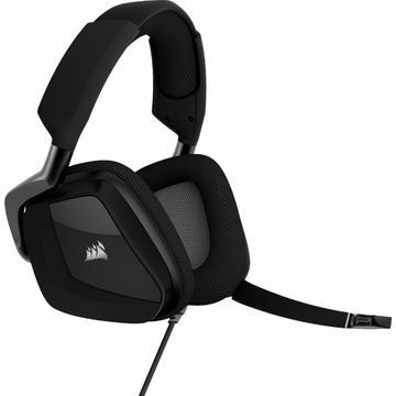 CORSAIR - VOID RGB ELITE Wired Stereo Gaming Headset - Carbon