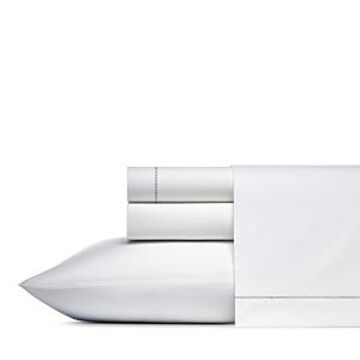 Vera Wang Solid Cotton Percale Sheet Set, King