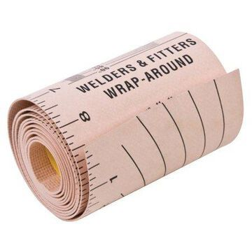 Forney 60 in. L x 4 in. W Pipe Wrap Around 1 pc.