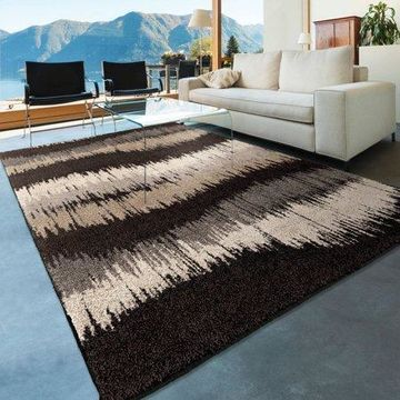 Orian Rugs Electric Waves Multi-Colored Area Rug
