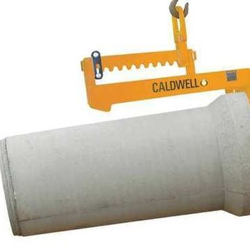 CALDWELL CPL-4.5 Leveling Concrete Pipe Lifter,9000 Lbs.