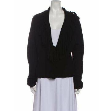 Vintage 1990's Evening Jacket Black