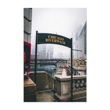 Noir Gallery Chicago Illinois Photography Unframed Art Print/Poster