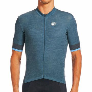 Wool Short-Sleeve Jersey - Men's