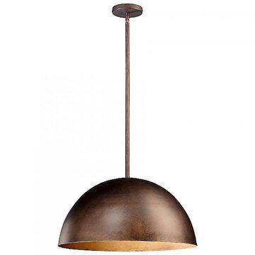 Cyan Design Carson Pendant Light - Color: Bronze - Size: 1 light - 04672