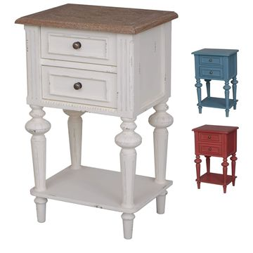 International Caravan Ashbury End Table