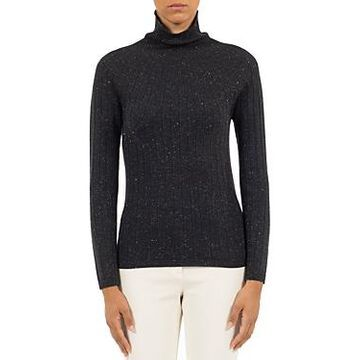 Peserico Ribbed Turtleneck Sweater
