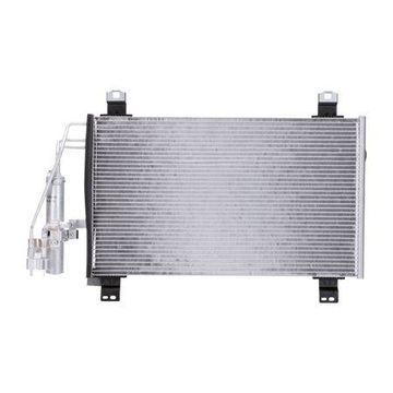 TYC 30009 for Mazda CX-3 Replacement Condenser