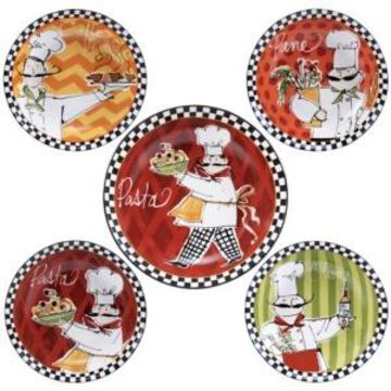 Certified International Chefs on the Go 5-Pc. Pasta Sets