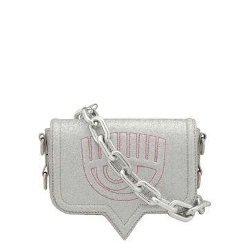 Chiara Ferragni Fabric Small Bag