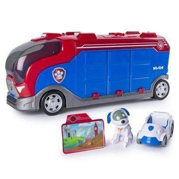Paw Patrol Mission Paw - Mission Cruiser - Robo Dog and V W