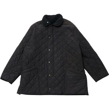 Barbour Navy Polyester Jackets