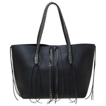 Tod's Black Leather Handbags