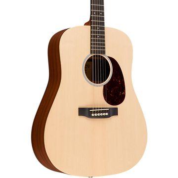 X Series Custom X1-DE Dreadnought Acoustic-Electric Guitar Natural