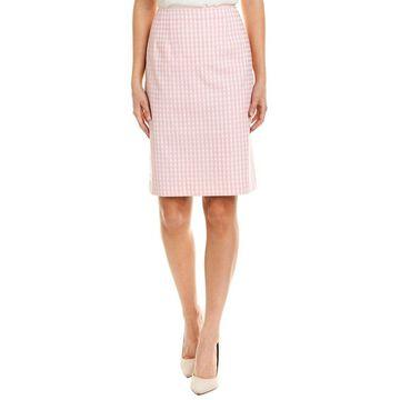 Nanette Lepore Womens Pencil Skirt