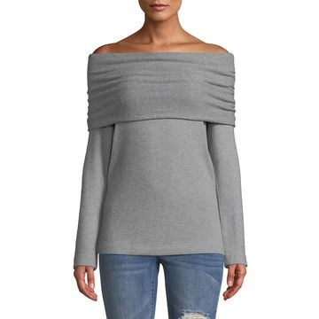 Corey Off-The-Shoulder Sweater