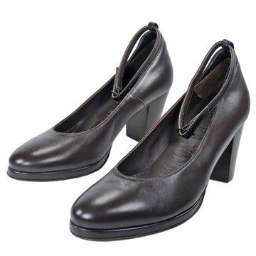 A.f.vandevorst Brown Leather Heels