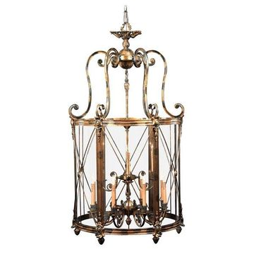 Metropolitan N9306 12 Light Lantern Pendant from the Foyer Collection