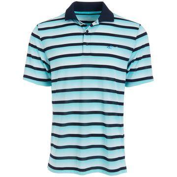 Men's Roadmap Stripe Polo Shirt