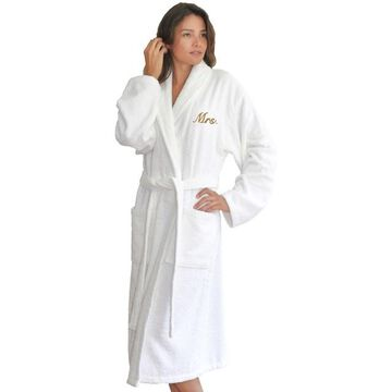Linum Home Textiles ''Mrs.'' Terry Bathrobe