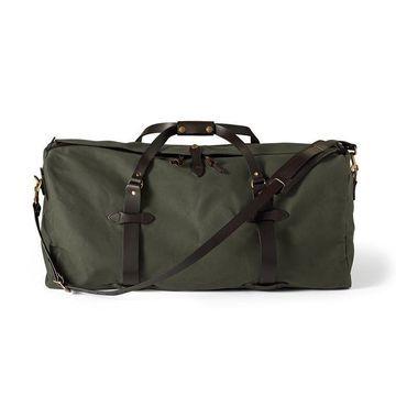 Filson Large Rugged Twill Duffel Bag (Otter Green)