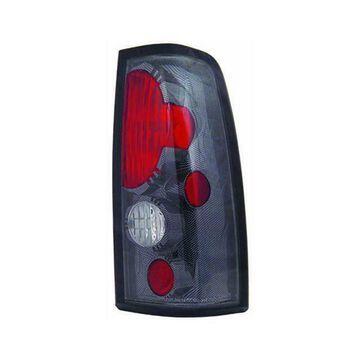 IPCW 03-06 Chevrolet Silverado Tail Lamps Fleetside Carbon Fiber CWT-CE337CF