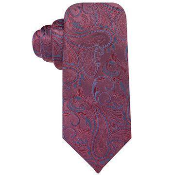 Ryan Seacrest Distinction Mens Paisley Necktie