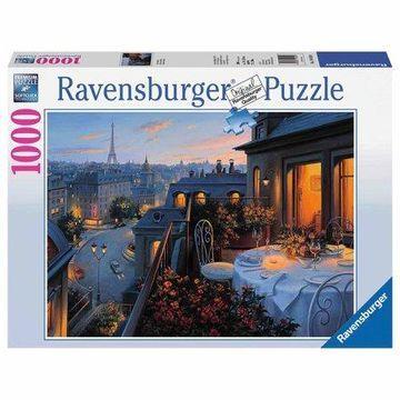 Paris Balcony Puzzle, 1,000 Pieces