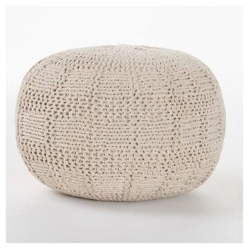 Yuny Pouf Ottoman - Christopher Knight Home