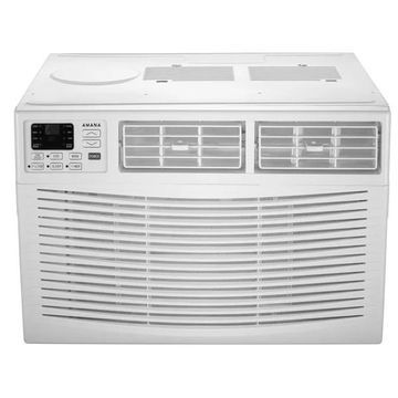 18,000 BTU 230V Window-Mounted Air Conditioner With Remote Control