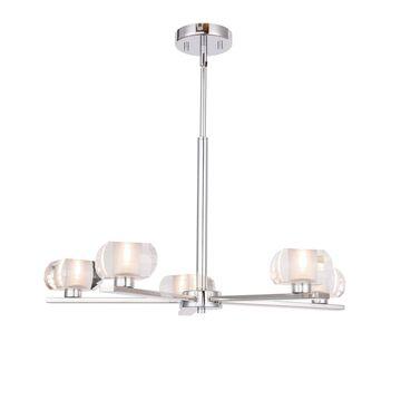 Woodbridge Lighting 17315 Claudia 5-light Chandelier