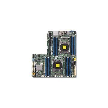 Supermicro X10DRW-IT-O Dual LGA2011/ Intel C612/ DDR4/ SATA3&USB3.0/ V&2GbE/ Proprietary WIO Server Motherboard