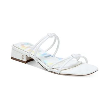 Circus by Sam Edelman Jay Block-Heel Knotted Sandals Women's Shoes