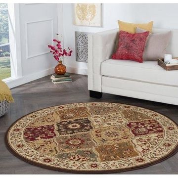 Bliss Rugs Cornell Traditional Area Rug