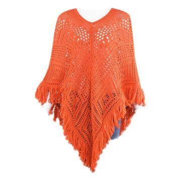 Emilio Pucci Orange Synthetic Jackets