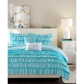 Intelligent Design Waterfall 5-Pc. Full/Queen Comforter Set Bedding