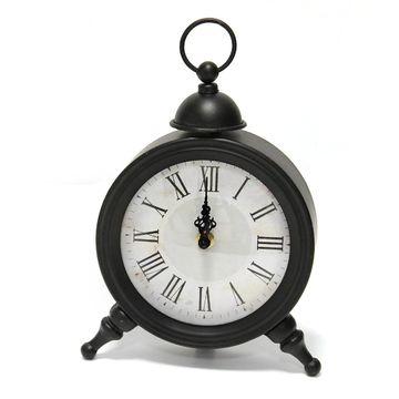 Stratton Home Decor Norman Table Clock