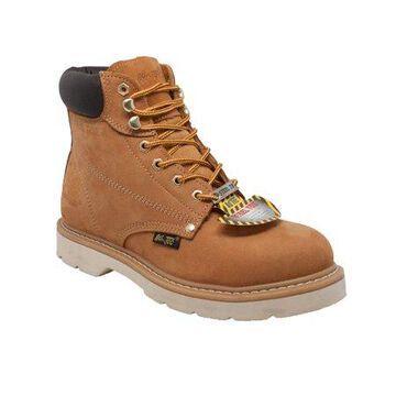 """AdTec Men's 1982 6"""" Steel Toe Work Boots"""