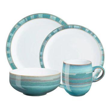 Denby Azure Coast 16-piece Dinnerware Set