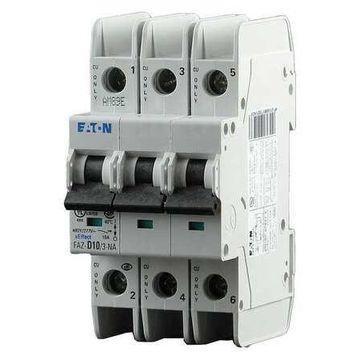 EATON FAZ-C30/3-NA 3P Miniature Circuit Breaker 30A 277/480VAC