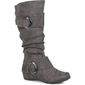 Journee Collection Women's Extra Wide Calf Jester-01 Boot Women's Shoes